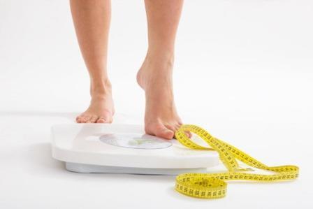 fashion models weight chart