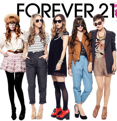 forever 21 outfits for girls