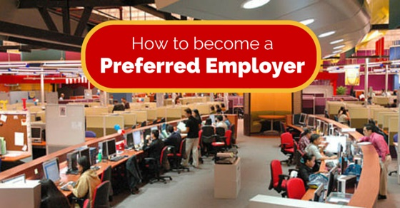 how become preferred employer