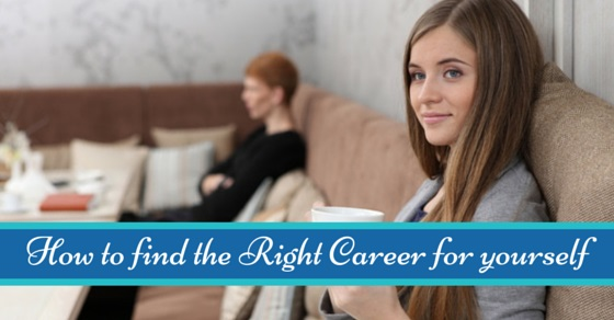 how to find right career
