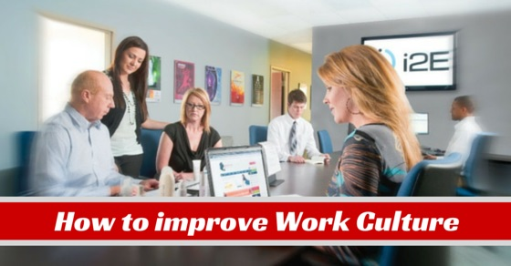 how to improve work culture
