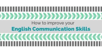 improve your english communication skills