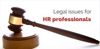 legal issues for hr professionals