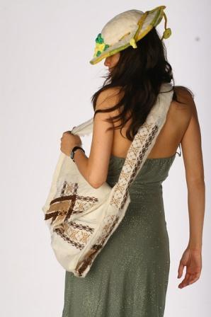 model accessories dress