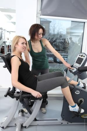 personal gym trainer