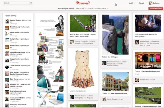 pinterest recruitment ideas