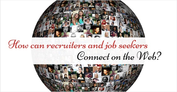 recruiters and job seekers connect