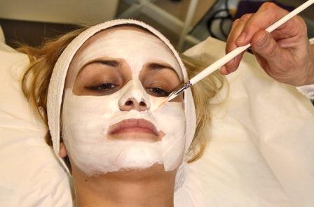 skin care salon