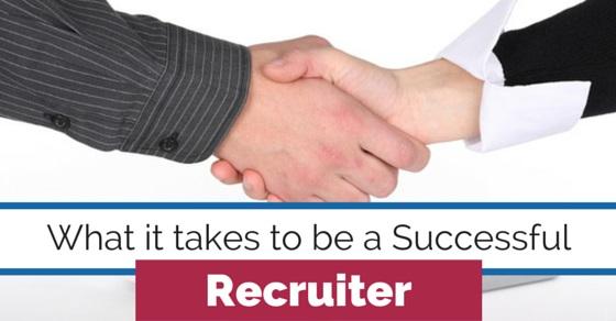 successful recruiter