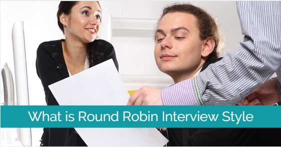 what is round robin interview