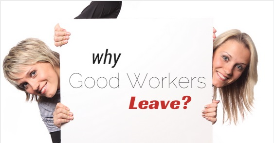 why good workers leave