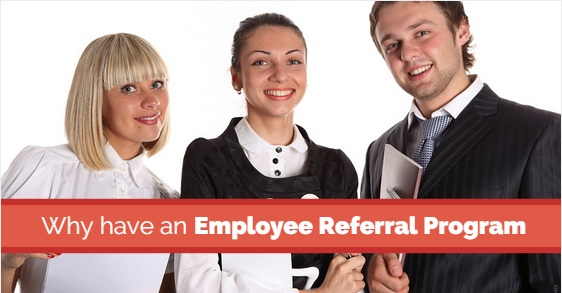 why have employee referral