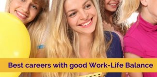 work life balance careers