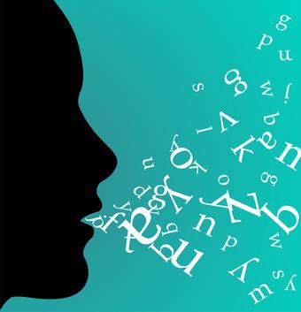 work on your pronunciation