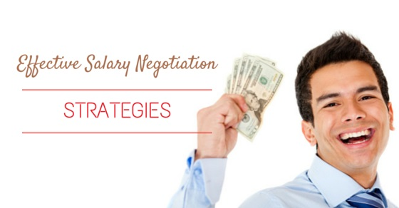 Effective Salary Negotiation Strategies