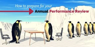 annual performance review preparation