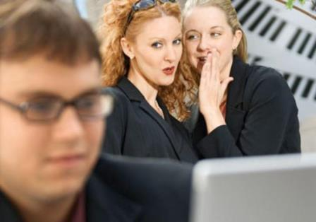 avoid gossiping at work