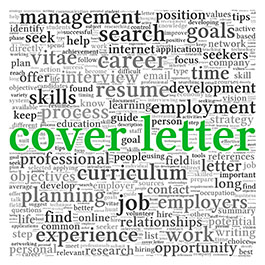 cover letter keywords