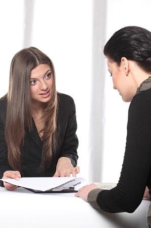 dealing with an employee