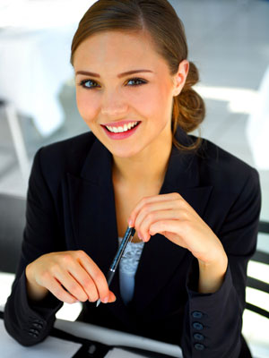 good hairstyles job interview