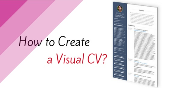 How To Create Visual Cv That Make You Stand Out Wisestep