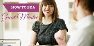 how to be great mentee