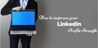 improve linkedin profile strength