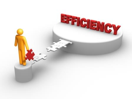 improve work efficiency office