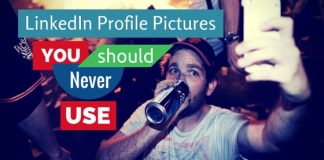 linkedin profile pictures tips