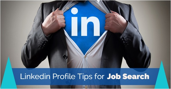 linkedin profile tips job seekers