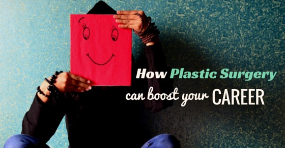 plastic surgery can boost your career