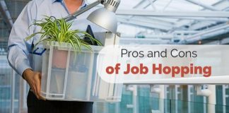 pros and cons of job hopping
