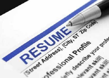 short and precise resume