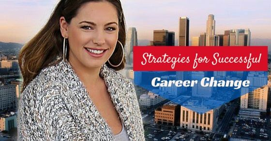 strategies successful career change