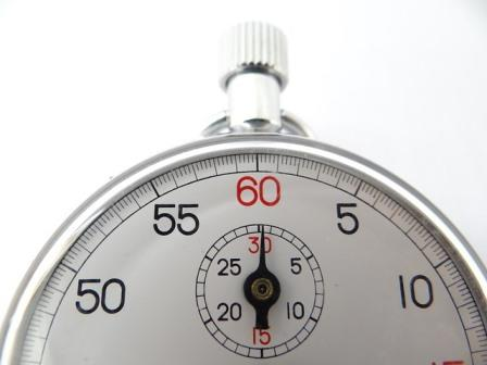 time management stopwatch
