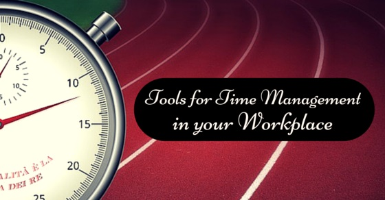 tools time management workplace