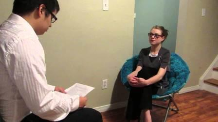 videotaped mock interview