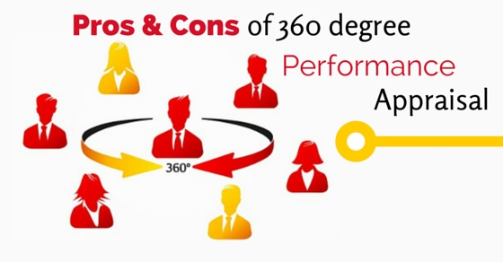 360 degree performance appraisal pros