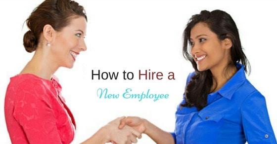 How to Hire a New Employee