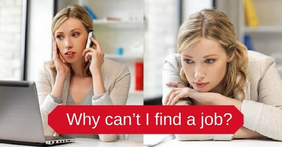 Why Can't I Find a Job Anywhere
