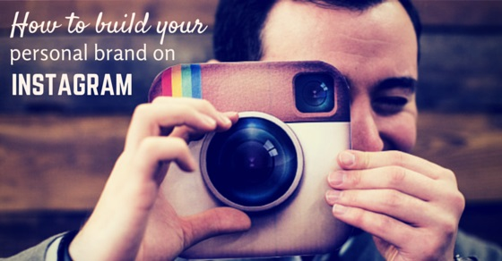 build personal brand on instagram