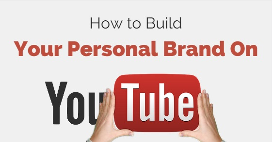 build personal brand youtube
