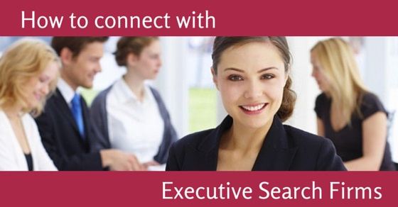 connect executive search firms
