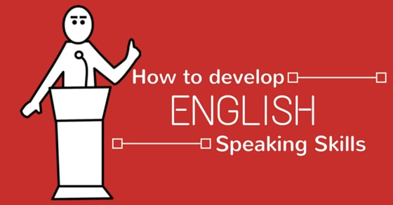 develop english speaking skills