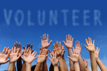 does volunteering count experience