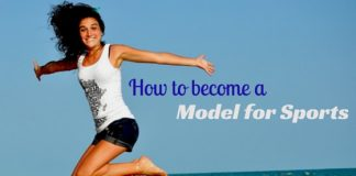 how become sports model