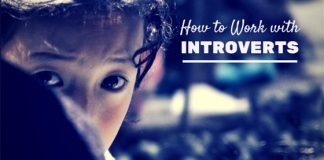 how work with introverts