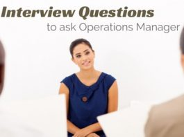 interview questions for operations manager