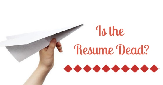 is the resume dead