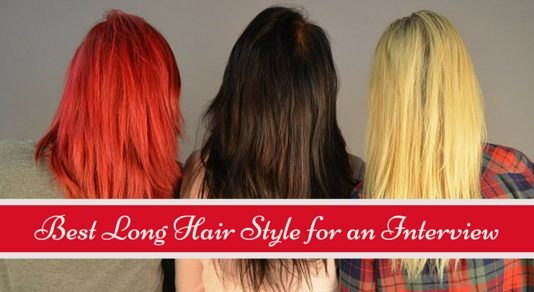 10 Best Long Hair Styles You Can Try For An Interview Wisestep